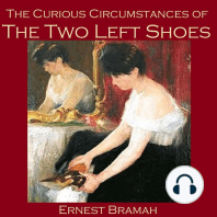 The Curious Circumstances of the Two Left Shoes