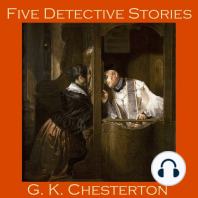 Five Detective Stories by G. K. Chesterton
