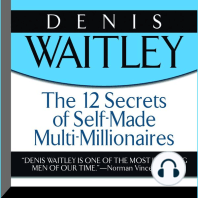 The 12 Secrets of Self-Made Multi-Millionaires