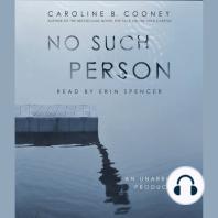 No Such Person