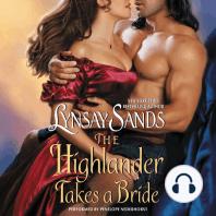 The Highlander Takes a Bride