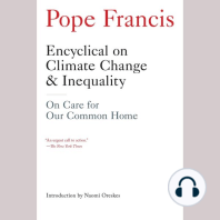 Encyclical on Climate Change and Inequality