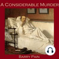 A Considerable Murder