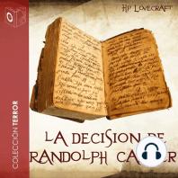 La decisión de R. Carter