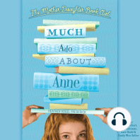 Much Ado About Anne: Mother-Daughter Book Club Series