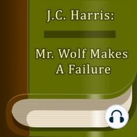 Mr. Wolf Makes a Failure