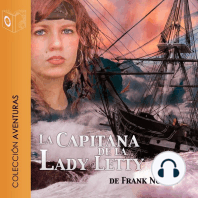La capitana de la Lady Letty