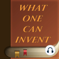 What One Can Invent