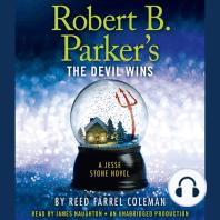 Robert B. Parker's The Devil Wins