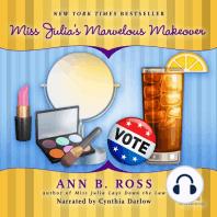 Miss Julia's Marvelous Makeover