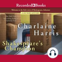 Shakespeare's Champion