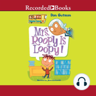 Mrs. Roopy Is Loopy!