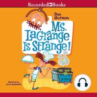 Ms LaGrange is Strange