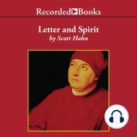 Letter and Spirit