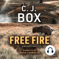 Free Fire-# 7 Joe Pickett Mystery