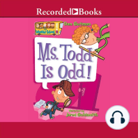 Ms. Todd is Odd