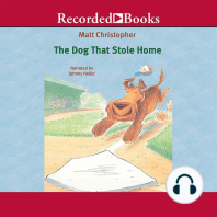 The Dog That Stole Home