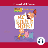 Mr Klutz Is Nuts!