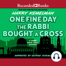 One Fine Day the Rabbi Bought a Cross: Rabbi David Small, Book 9