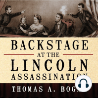 Backstage at the Lincoln Assassination
