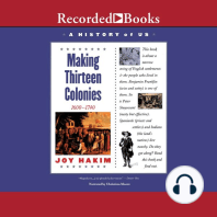 Making Thirteen Colonies