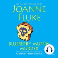 Blueberry Muffin Murder