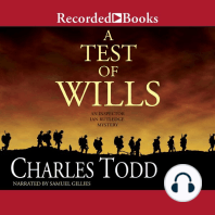A Test of Wills