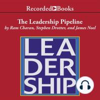 The Leadership Pipeline