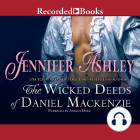 The Wicked Deeds of Daniel MacKenzie