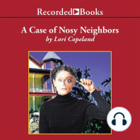 The Case of the Nosy Neighbors: A Morning Shade mystery