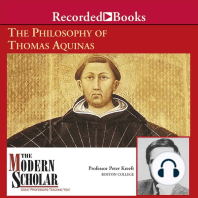 The Philosophy of Thomas Aquinas