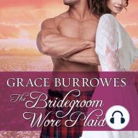 The Bridegroom Wore Plaid