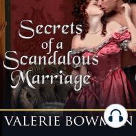 Secrets of a Scandalous Marriage