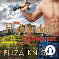 The Highlander's Conquest