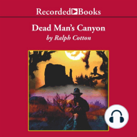Dead Man's Canyon