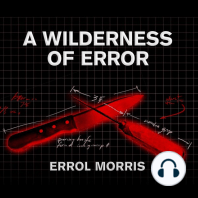 A Wilderness of Error