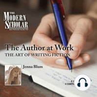 The Author at Work