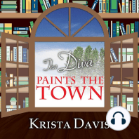 The Diva Paints the Town