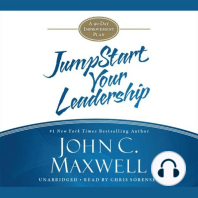 Jumpstart Your Leadership
