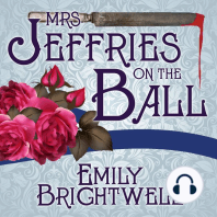 Mrs. Jeffries On The Ball