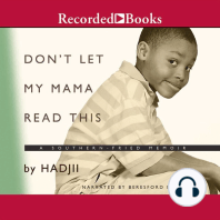 Don't Let My Mama Read This