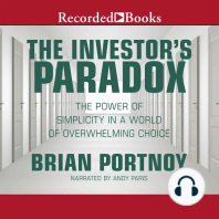 The Investor's Paradox: The Power of Simplicity in a World of Overwhelming Choice