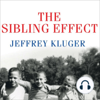 The Sibling Effect