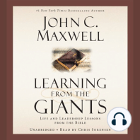 Learning from the Giants