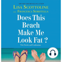 Does This Beach Make Me Look Fat?