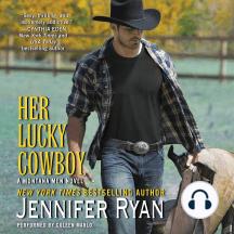 Her Lucky Cowboy: A Montana Men Novel