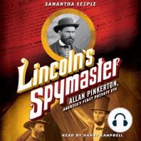 Lincoln's Spymaster
