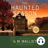 The Haunted Season: A Max Tudor Mystery