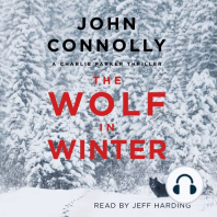 The Wolf in Winter