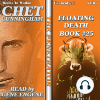 Floating Death (The Penetrator Series, Book 25)